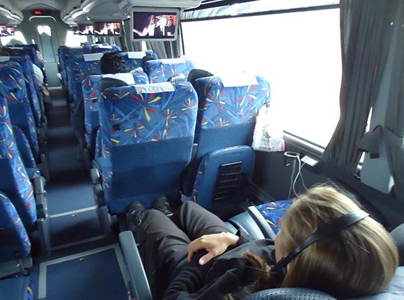 ¿Qué ventajas tiene viajar en autobús?