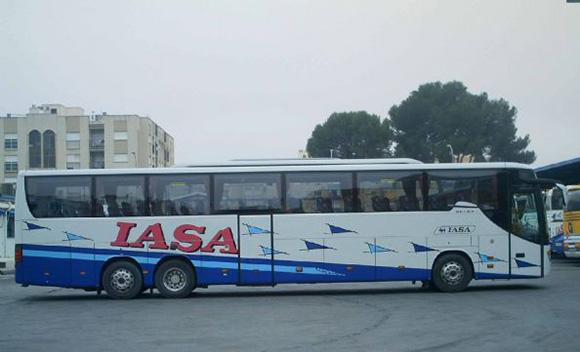 El bus Granada Madrid gana adeptos