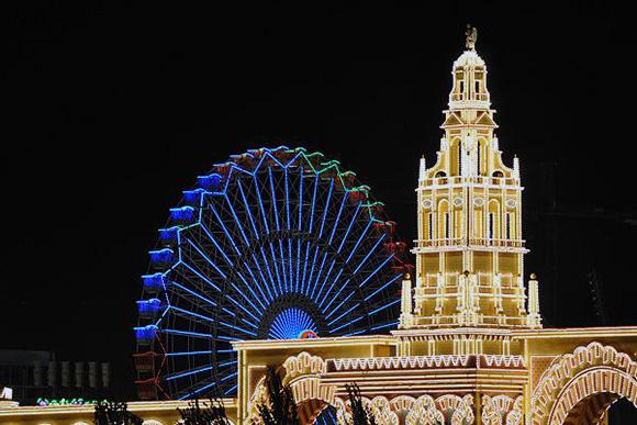 Viaja en autobús a la Feria de Córdoba este fin de semana