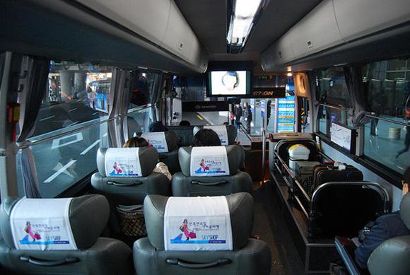 El transporte de viajeros en autobús resiste