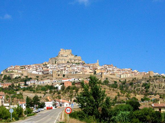 Prepara un viaje barato en autobús a Morella