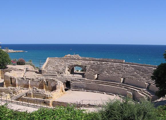 Disfruta del pasado romano de Tarragona viajando en autobús