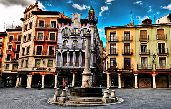 Conoce Teruel en noviembre haciendo un viaje en autobús