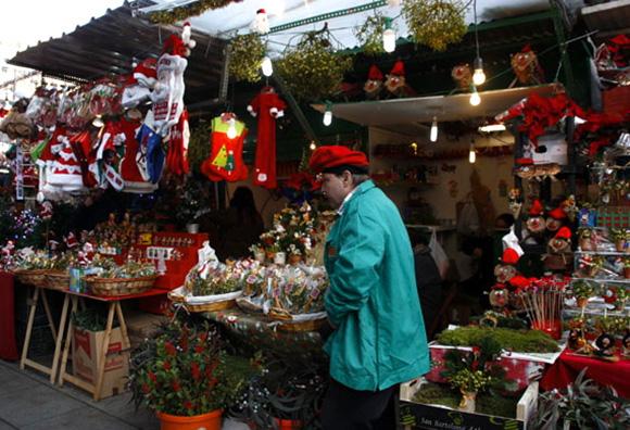 Disfruta de los mejores mercados navideños de España viajando en autobús
