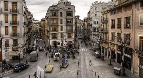 Esta Navidad disfruta de Valencia con un viaje barato en autobús