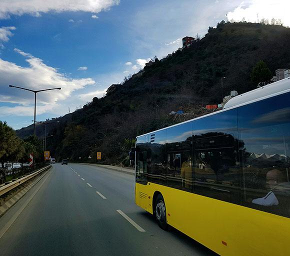 Destinos económicos para viajar en autobús por España