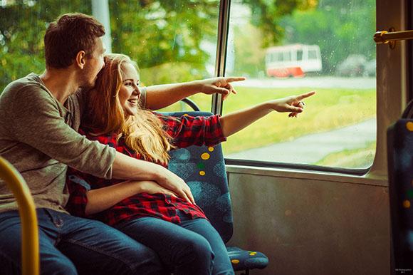 Planes para viajar en autobús este fin de semana