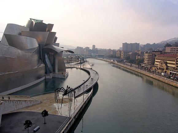 Comienza septiembre 2017 haciendo una escapada de fin de semana en autobuses baratos a Bilbao