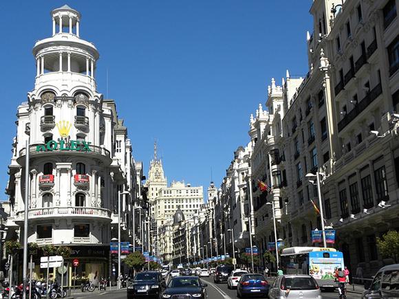 Este mes de septiembre 2017 haz una escapada en autobuses baratos a Madrid