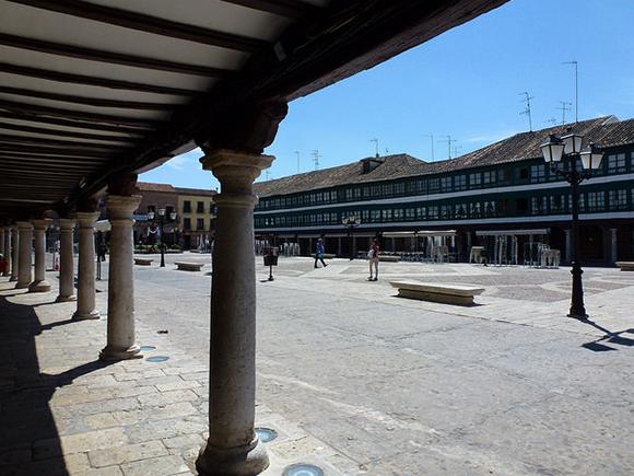 Pueblos de Castilla-La Mancha para viajar en autobuses baratos otoño 2017