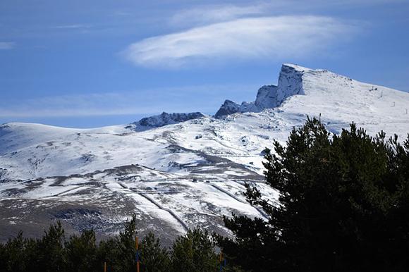 Billetes baratos de autobús para Sierra Nevada invierno 2017