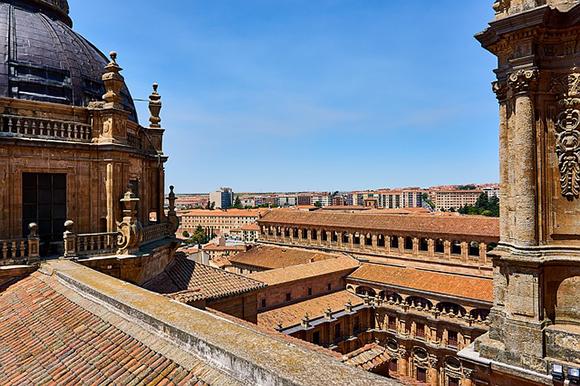 Visita Salamanca en autobuses baratos en noviembre 2017