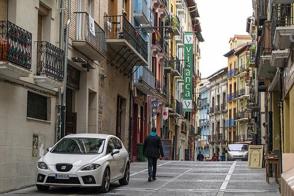 Viaja en autobuses baratos a Navarra este otoño 2017