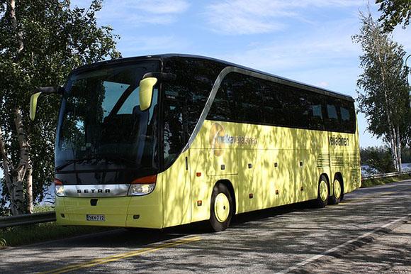 Billetes de autobús baratos a La Coruña en febrero 2018