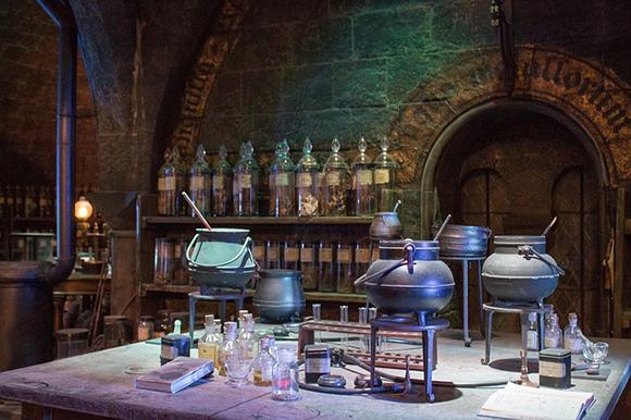 Autobuses baratos a Madrid para la exposición de Harry Potter 2018