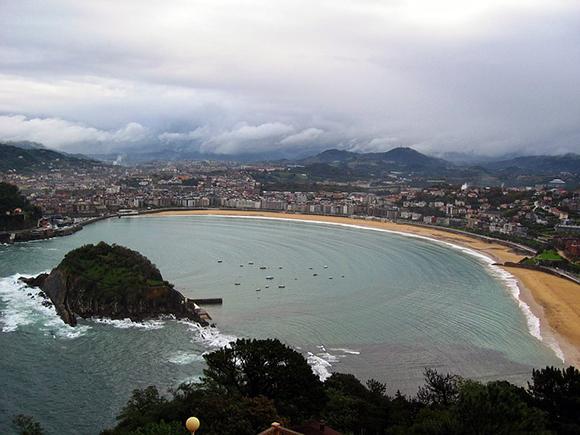 Autobuses baratos a la Semana Grande de San Sebastián 2018