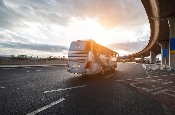 Viajes en autobús a paradores de interior
