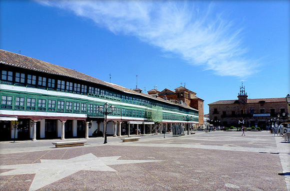Viaja a Almagro en autobuses baratos en septiembre 2018