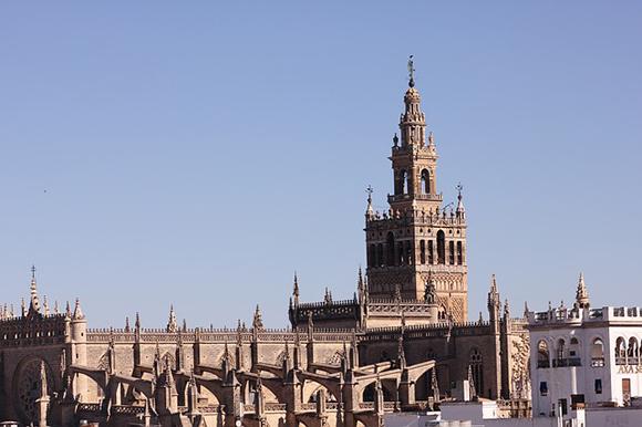 Billetes baratos de autobús para viajar a Sevilla otoño 2018