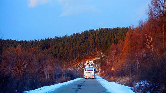 Autobuses baratos a la capital del turismo rural 2018