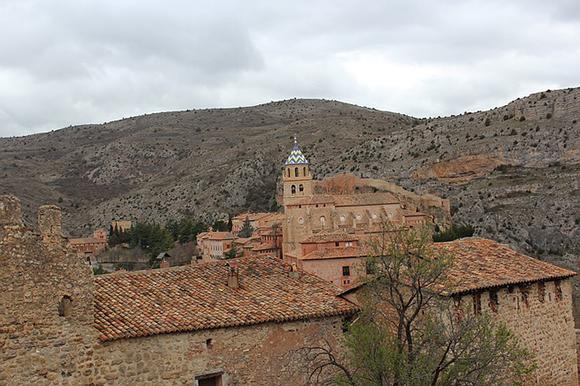 Viaja en autobuses baratos a Albarracín esta Navidad 2018