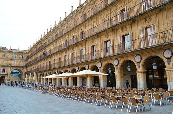 Autobuses baratos a Salamanca en noviembre 2019